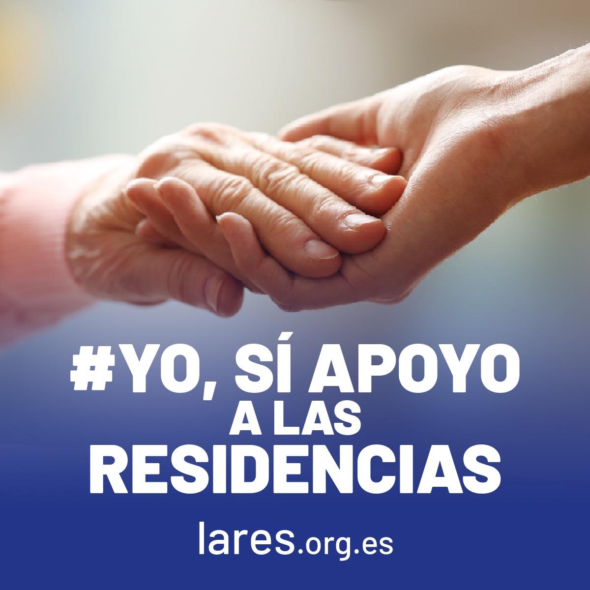 Campaña Lares APOYO RESIDENCIAS